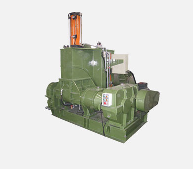 Large rubber mixing center
